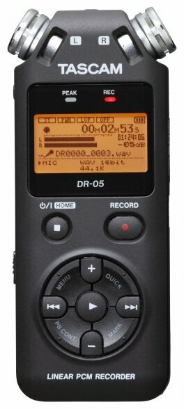 Портативный рекордер Tascam DR-05