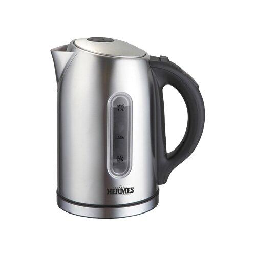 Чайник Hermes Technics HT-EK901, silverЭлектрочайники и термопоты<br>