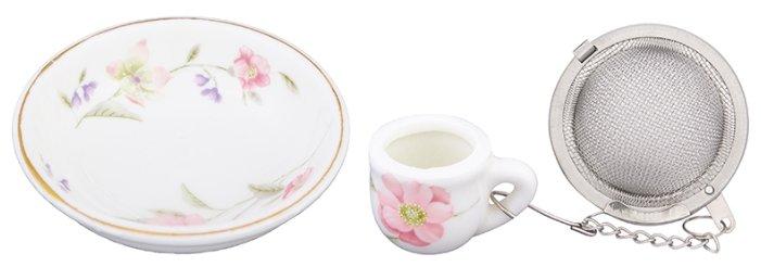 Набор для заваривания чая Elan gallery, Диана, 3 предмета 740454