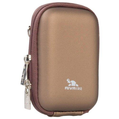 Фото - Универсальный чехол RIVACASE 7022 (PU) coffee concise pu leather and chain design crossbody bag for women