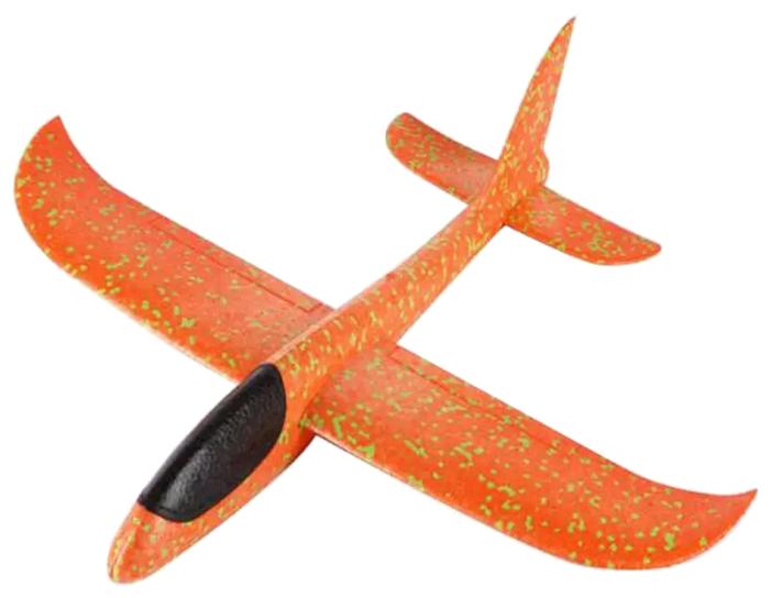 Самолет Taigen.Toys Метательный планер (AIRТ48) 48 см оранжевый