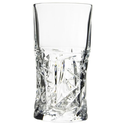 GiftnHome Набор стаканов для воды Лед 240 мл 2 шт. прозрачныйБокалы и стаканы<br>