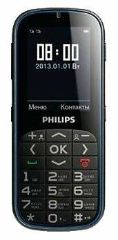 Телефон Philips Xenium X2301