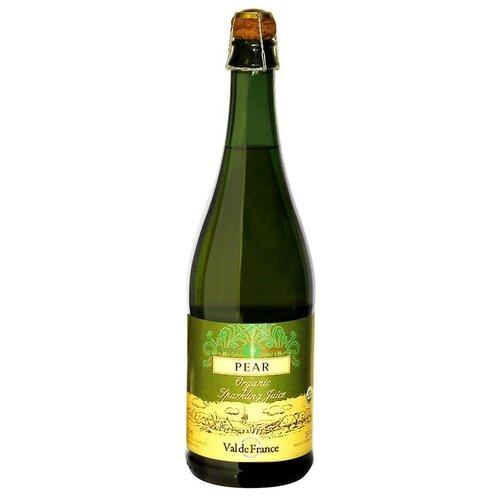 Газированный напиток Val De France Pear, 0.75 л