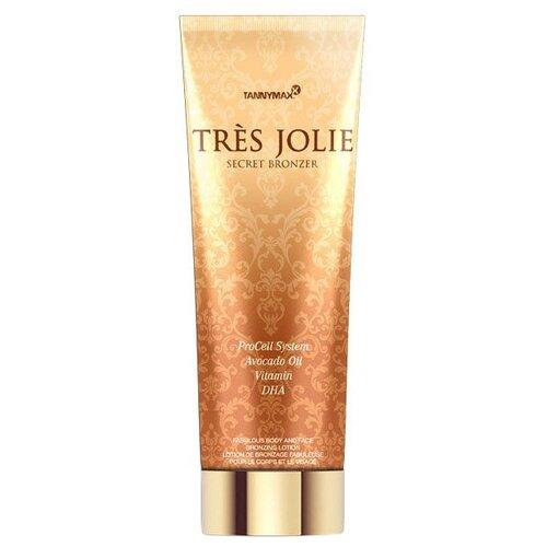 Крем для загара в солярии Tannymaxx Tres Jolie – Secret Bronzer 200 мл недорого