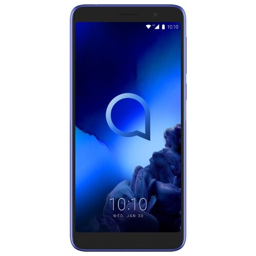 Смартфон Alcatel 1X 5008Y (2019) синий смартфон alcatel 1a 2020 5002f pine green