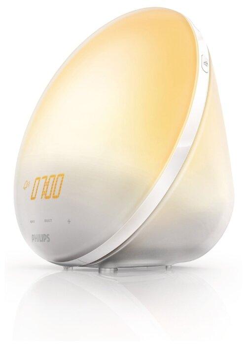 Часы настольные Philips Wake-up Light HF3510/70