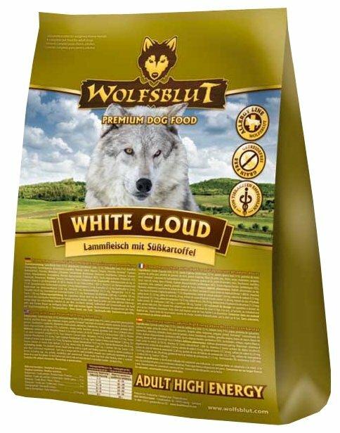 Корм для собак Wolfsblut White Cloud Active (15 кг)