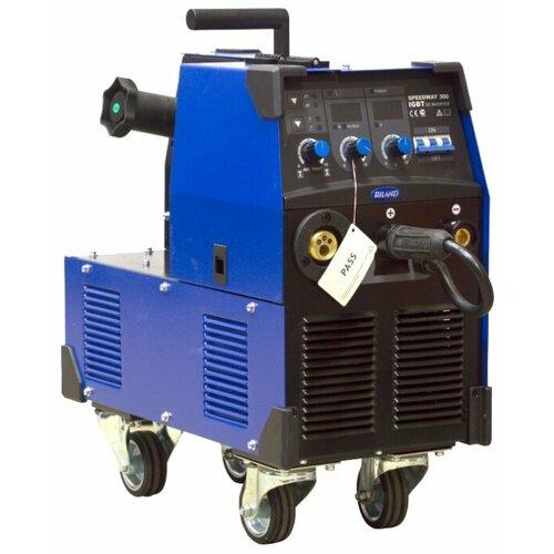 Сварочный аппарат Aurora SPEEDWAY 300 (MIG/MAG, MMA) сварочный полуавтомат aurora mig 300 gn