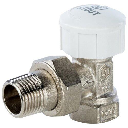 Термостатический клапан для радиатора STOUT SVT-0002-000015