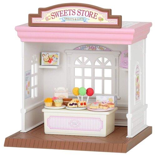 Игровой набор Sylvanian Families Магазин конфет 2889/5051 epoch traumwiesen набор магазин игрушек sylvanian families