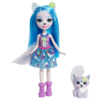 Кукла Enchantimals с питомцем, 15 см, FNH22 (DVH87)
