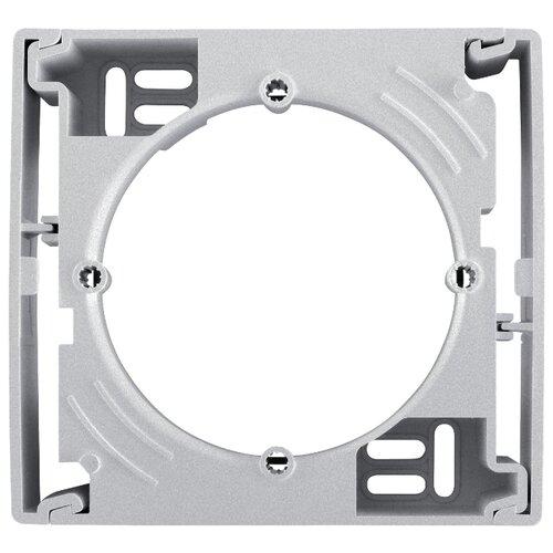 Коробка наружного монтажа Schneider Electric SEDNA SDN6100160, алюминиевый