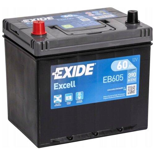 цена на Автомобильный аккумулятор Exide Excell EB605