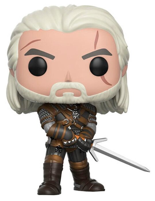 Фигурка Funko POP! Witcher - Геральт 12134