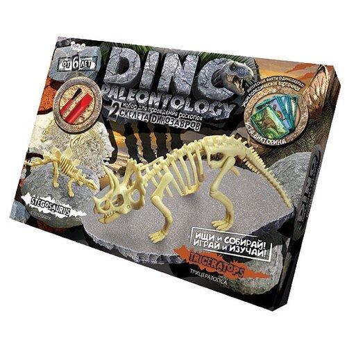 Купить Набор для раскопок Danko Toys Dino Paleontology № 2, Наборы для исследований