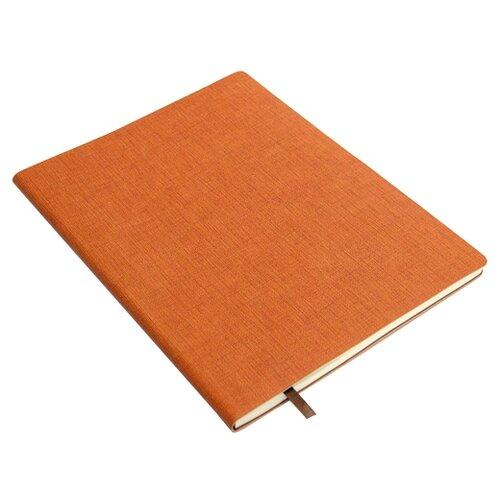 Канц-Эксмо Тетрадь в клетку, 80 л., оранжевый, Тетради  - купить со скидкой