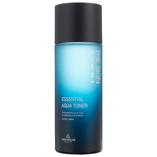 The Skin House Тонер для лица Homme Essential Aqua Toner 150 мл тоник the saem mineral homme black toner 130 мл