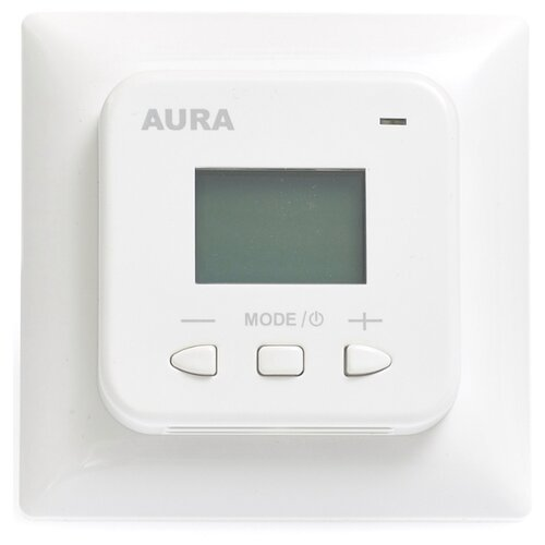 Терморегулятор AURA LTC 440 белый aura ltc 440
