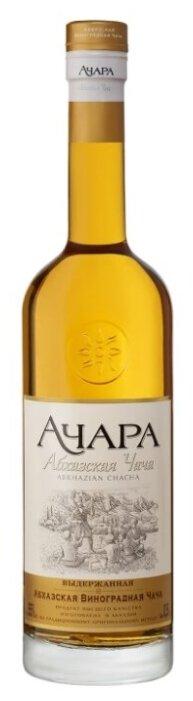 Чача Ачара Выдержанная виноградная, 0.5 л