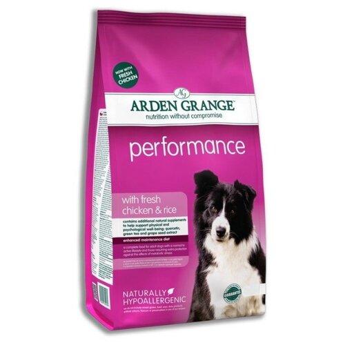 Корм для собак Arden Grange (15 кг) Performance курица и рис сухой корм для взрослых активных собакКорма для собак<br>