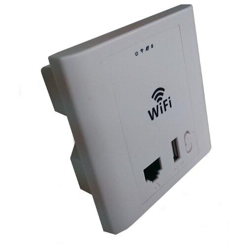 Wi-Fi роутер ZDK CC3AP241-W3-M белый