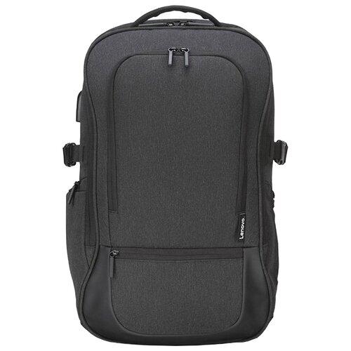 цена Рюкзак Lenovo ThinkPad Passage Backpack 17 черный онлайн в 2017 году