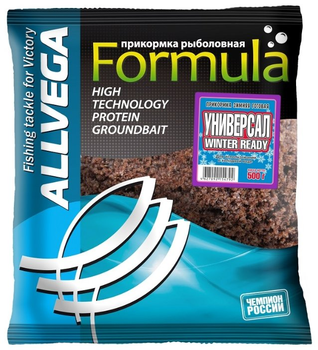ALLVEGA Formula Winter Ready Универсальная