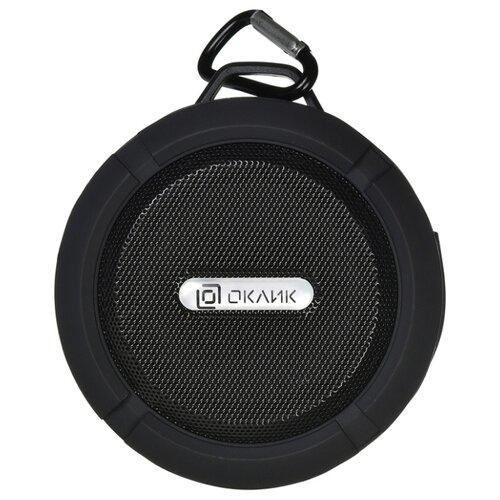 Портативная акустика OKLICK OK-15 черный