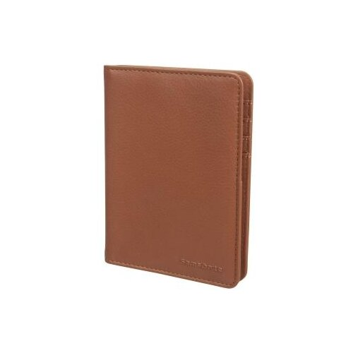 Обложка для паспорта Samsonite CO1-13104, коричневый