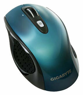 Мышь GIGABYTE GM-M7700 Blue USB