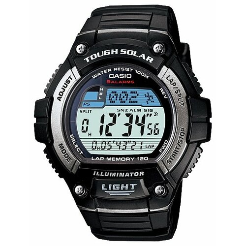 Наручные часы CASIO W-S220-1A casio w s210h 1a