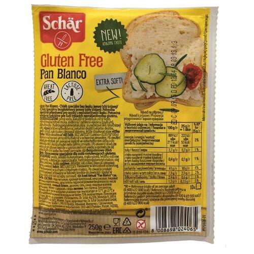 Schar Хлеб Pan Blanco рисовый без глютена в нарезке 250 г