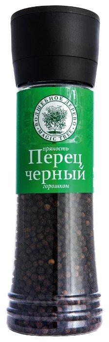 Волшебное дерево Пряность Перец черный горошком, мельница, 190 г
