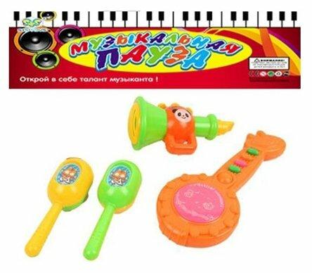 S+S Toys набор инструментов Музыкальная пауза СС75451