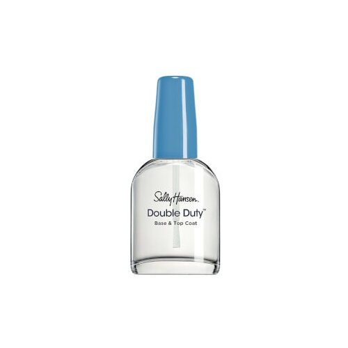Базовое и верхнее покрытие Sally Hansen Double Duty Strengthening Base & Top Coat 13.3 мл прозрачный