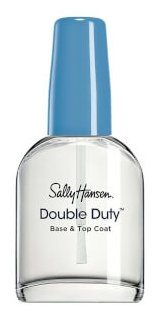 Базовое и верхнее покрытие Sally Hansen Double Duty Strengthening Base & Top Coat 13.3 мл