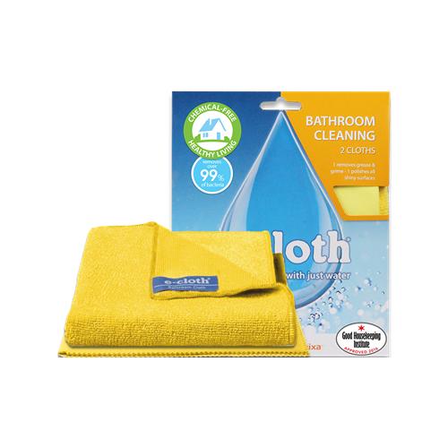 Набор салфеток e-cloth для уборки ванной 2 шт