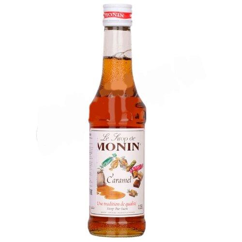 Сироп Monin Карамель 0.25 л сироп moline monin 250ml 50