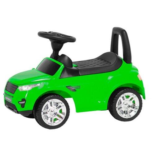 Каталка-толокар COLORPLAST 2-005 салатовый каталка толокар orion toys мотоцикл 2 х колесный 501 зеленый