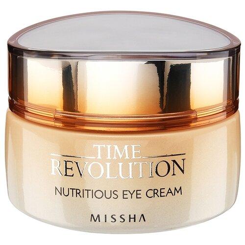 Missha Питательный крем для кожи вокруг глаз Time Revolution Nutritious Eye Cream 25 мл