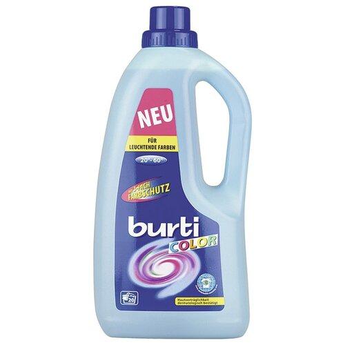 Гель для стирки Burti Color 1.5 л бутылкаГели и жидкости для стирки<br>