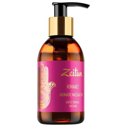 Масло для тела Zeitun ароматическое массажное Романтика алая роза и сандал, 100 мл масло для волос zeitun zeitun ze015lwbxyw4