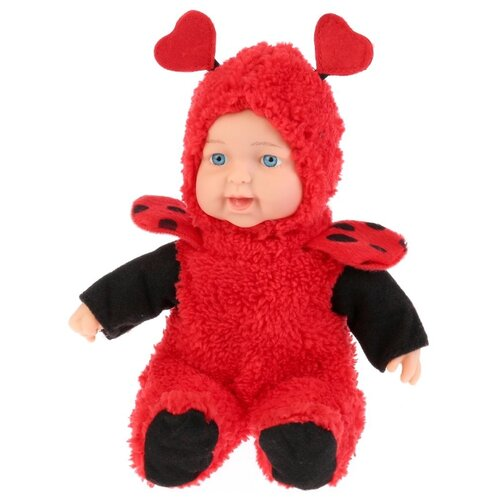 Купить Интерактивный пупс Карапуз Юляша, 33 см, HDL1469-5-RU, Куклы и пупсы