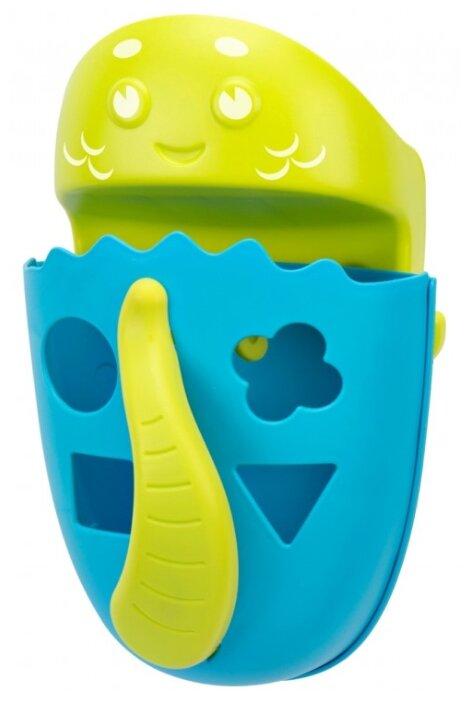 Контейнер Roxy kids для ванной 33x21x8 см (RTH-001) зеленый