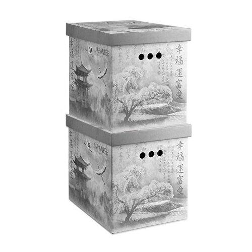 Valiant Набор короб картонный складной большой BCTN-2M серыйКорзины, коробки и контейнеры<br>