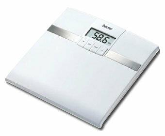 Весы Beurer BF 18 White
