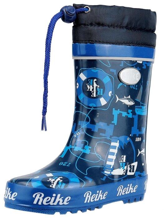 Резиновые сапоги Reike размер 31, темно-синий