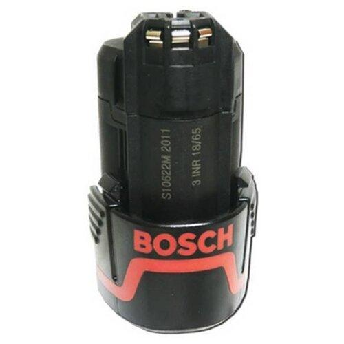 Аккумулятор BOSCH 2607336333 Li-Ion 10.8 В 1.3 А·ч аккумуляторный блок bosch 1600z0002x 12 в 2 а·ч
