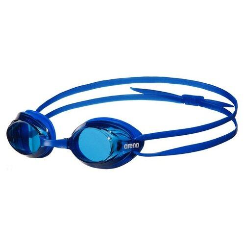 Очки для плавания arena Drive 3 1E035 blue/blue beyblade arena blue pvc plastic arena stadium